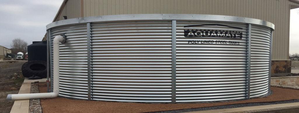 Aquamate Water Storage Tank